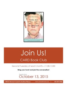 Book Club-Oct