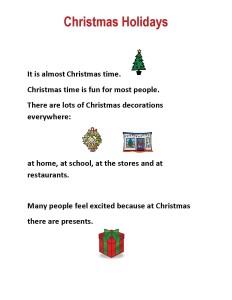 Christmas Holidays Social Story_Page_1