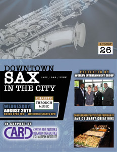 SaxInTheCity_august 2015 autism flyer