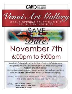 Venvi Art Gallery Opening