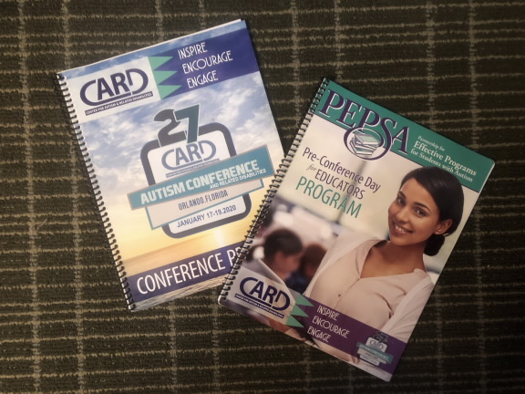 27th Annual Statewide CARD Conference