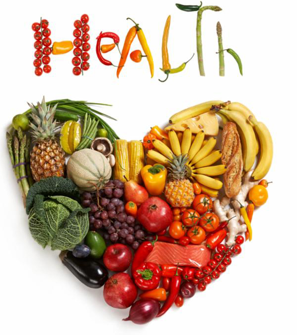 Health Food Heart